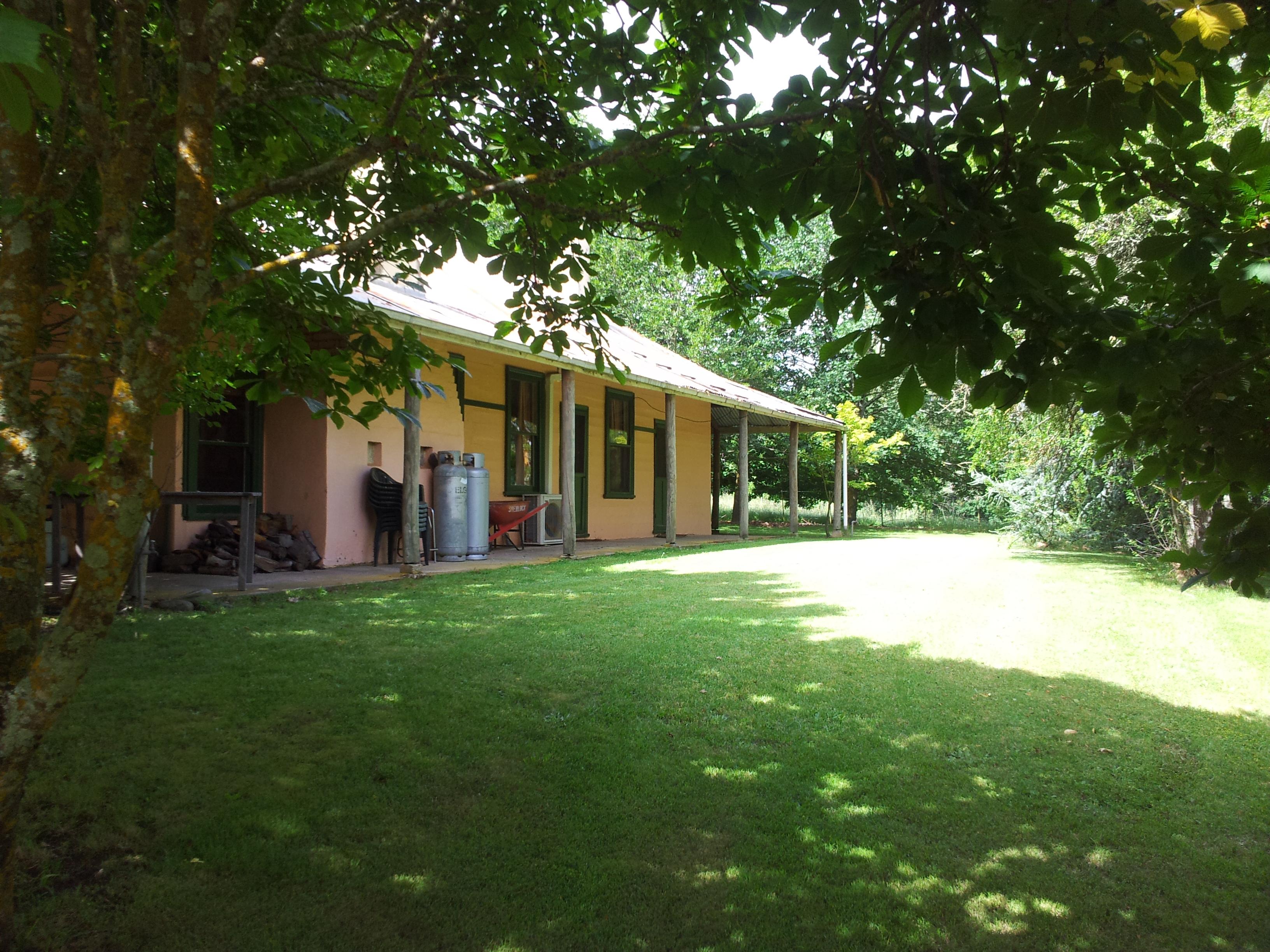 Chris's lawn